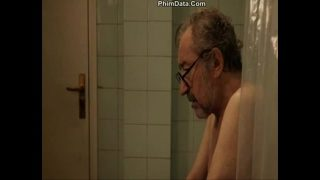 hot sex Maria Valverde with old man tight pussy fuck