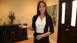 PropertySex – Young attractive real estate agent fucks client